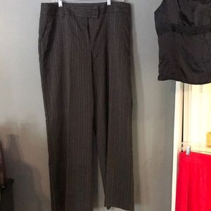Van Heusen pin strip dress pants